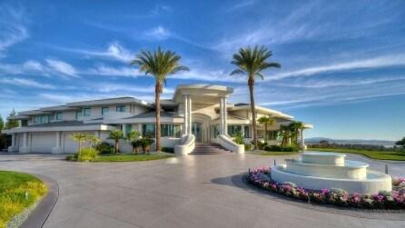 La villa di Eddie Murphy in California: la casa più costosa di Sacramento