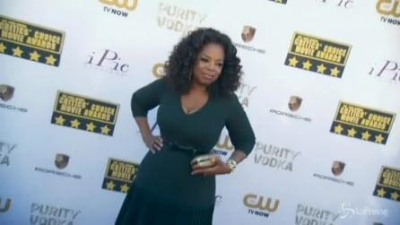 Oprah Winfrey, la regina dei salotti Usa spegne 60 candeline