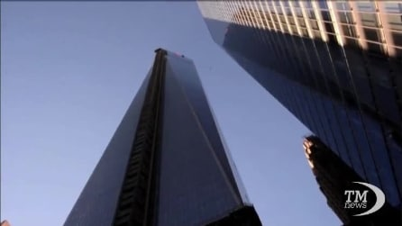 Il cielo sopra New York, la vista dal One World Trade Center