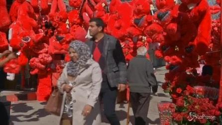 San Valentino a Baghdad, essere innamorati in una città sotto attacco