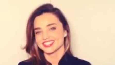 Miranda Kerr è il nuovo volto di H&M