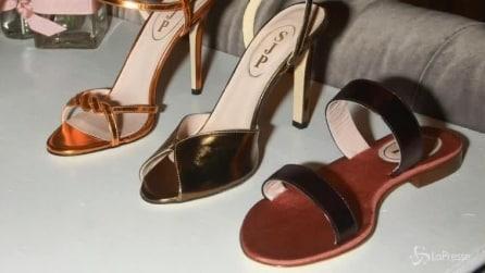 Arriva la collezione di scarpe di Sarah Jessica Parker