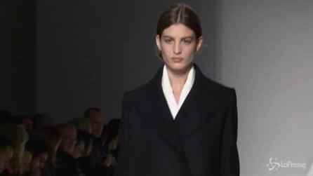 La collezione di Victoria Beckham alla Fashion Week di NY