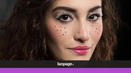 Come creare un make up da bambolina per Carnevale