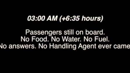 Ammutinamento sul volo 8347 della Ryanair