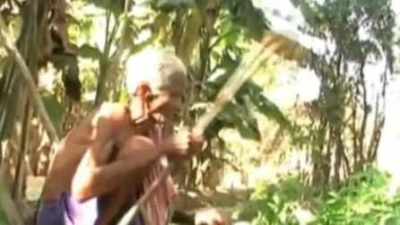 L'uomo più vecchio del mondo ha 118 anni e vive in India