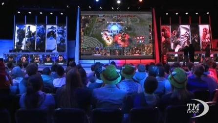 Il successo di League of Legends, quando lo sport è elettronico