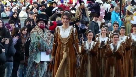 Carnevale di Venezia 2014, la Festa delle Marie