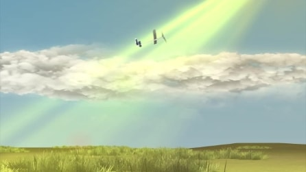 Titan Aerospace: il primo drone ad energia solare