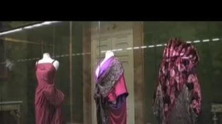 Cappelli in scena alla Galleria del Costume di Palazzo Pitti