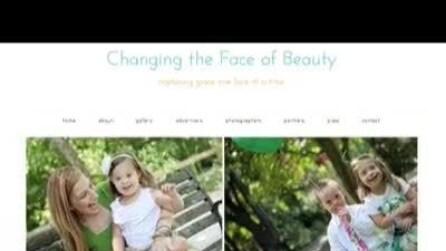 """""""Cambiare il volto della bellezza"""" grazie alla figlioletta Down"""