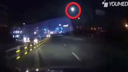 Corea del Sud, un meteorite attraversa i cieli di Suwon