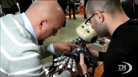 Robot interattivi e telepresenza alla fiera tech di Lione