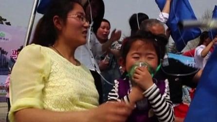 In Cina aria pura di montagna confezionata contro l'inquinamento