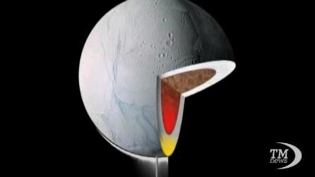 Oceano liquido su una luna di Saturno, potrebbe ospitare la vita