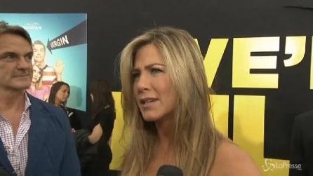 """Jennifer Aniston: """"Mantengo il viso giovane con un ruota fatta di spilli"""""""