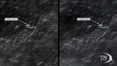 Boeing 777 scomparso, nell'Oceano individuati 122 oggetti