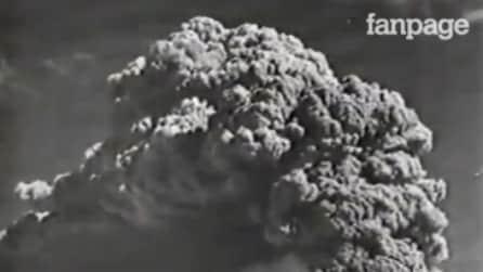 Ecco l'ultima eruzione del Vesuvio, avvenuta il 29 Marzo del 1944