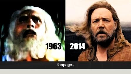 Noè al cinema ieri e oggi