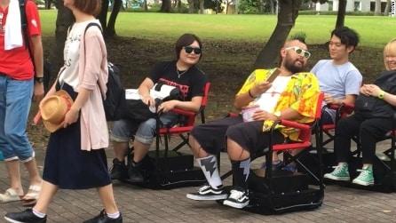 ProPilot Chair, la sedia che si guida da sola