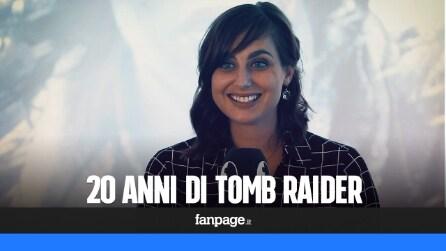 """20 anni di Tomb Raider: """"Lara Croft ha ispirato le donne di tutto il mondo"""""""