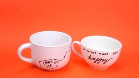 Come personalizzare le tazze in pochi minuti