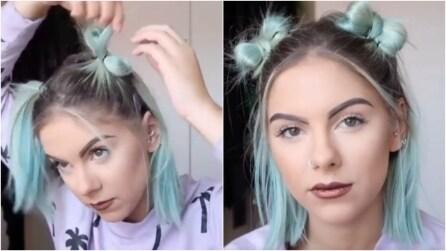 Fiocchi con i capelli: ecco come realizzarli in poche e semplici mosse