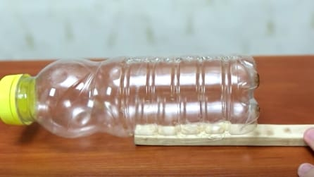 Come riciclare una bottiglia di plastica: un'idea che non vedrete l'ora di imitare