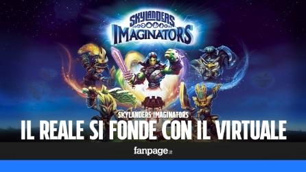 Skylanders: tra carte e immaginazione, il reale si fonde con il virtuale
