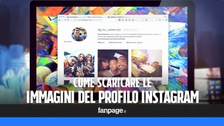 Come vedere (e scaricare) le foto del profilo Instagram a piena risoluzione