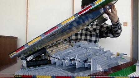 Ecco il primo libro apribile fatto coi LEGO