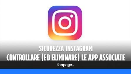 Sicurezza Instagram: come controllare le applicazioni autorizzate