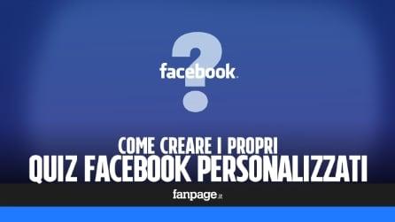 Come creare i propri quiz su Facebook e sfidare gli amici