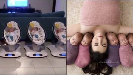 Come far addormentare 5 gemelli? La straordinaria invenzione