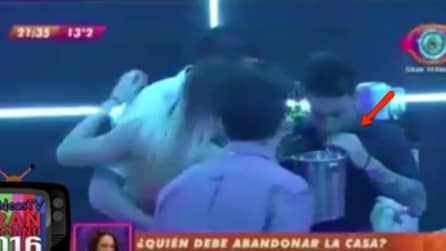 Scandalo nel Grande Fratello argentino: la sorella di Icardi fa bere alcol etilico agli altri