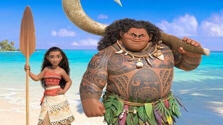 'Oceania', il primo teaser trailer del nuovo film Disney