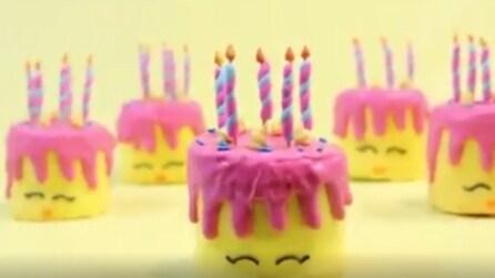 Sembra una torta di compleanno, ma ciò che si nascondo sotto la crema vi stupirà