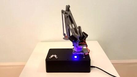 Il robot che sceglie da solo se ferire le persone