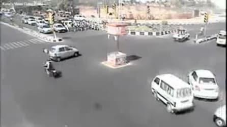 India: ecco l'incrocio stradale più pericoloso al mondo