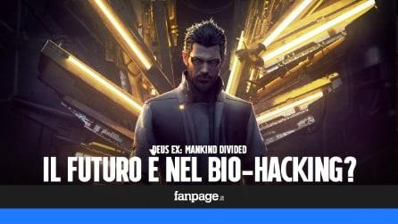 Deus Ex - Mankind Divided: il bio-hacking porterà ad un apartheid meccanico?