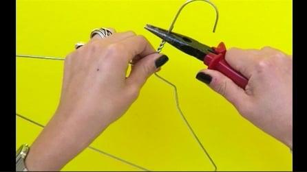 Come trasformare una semplice gruccia in modo originale