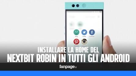 Il Launcher del Nextbit Robin è disponibile per tutti gli Android: come scaricarlo e installarlo