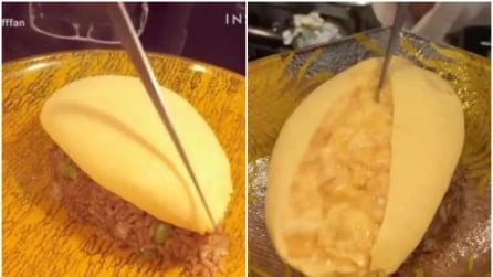 Sembra disgustosa, chi l'ha assaggiata assicura sia la migliore al mondo: l'omelette giapponese