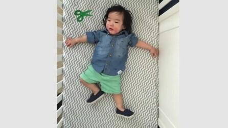 Tutti i cambiamenti del neonato in soli 80 secondi: le immagini vi emozioneranno