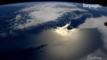 La Terra vista dallo spazio: 10 scatti esclusivi dell'astronauta Tim Peak