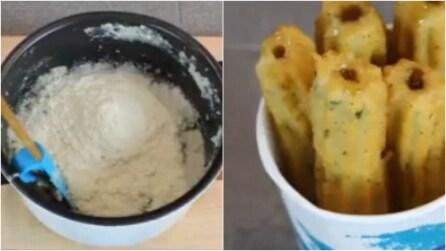 Trasforma un purè in una vera prelibatezza: ecco come preparare i churros di patate
