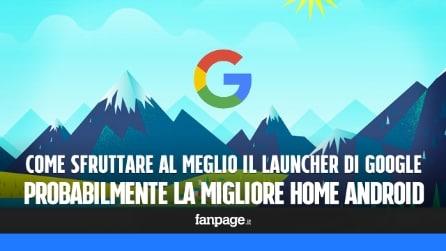Come migliorare Avvio applicazioni Now di Google, probabilmente il miglior launcher Android
