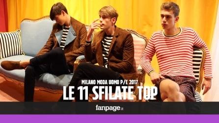 Milano Moda Uomo: le 11 migliori collezioni della fashion week