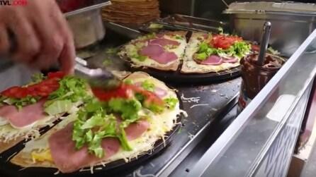 Crepes, la ricetta originale: ecco un esempio di autentico street food francese