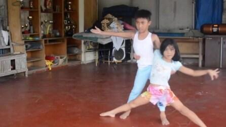 Hanno 10 anni e il loro talento è innegabile: la performance vi stupirà